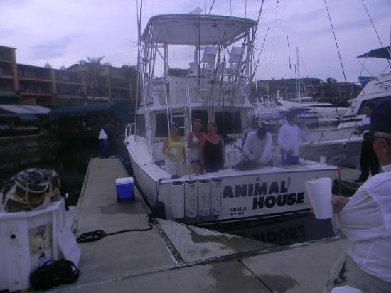 PV Sportfishing: The Lady's that went along for moral support - Connie Eise, Donna Wilson, and Sharee Leonard