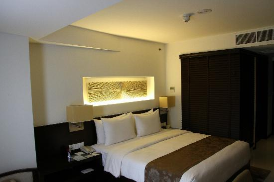 โรงแรมเทรดเดอร์ มาเล: Room of Traders Hotel