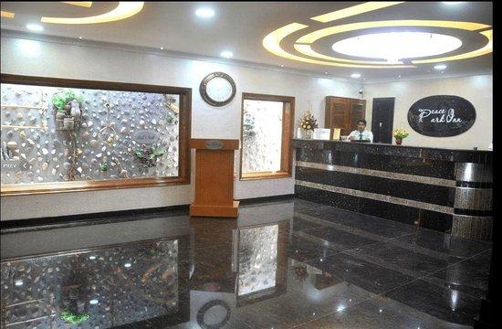 Peace Inn : Reception