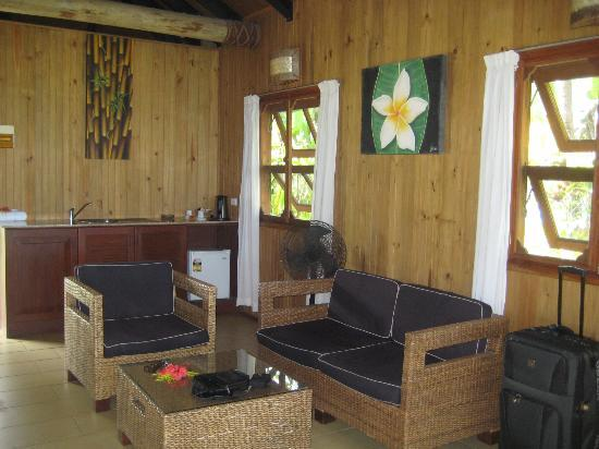 Uprising Beach Resort: Our Beachfront Bure