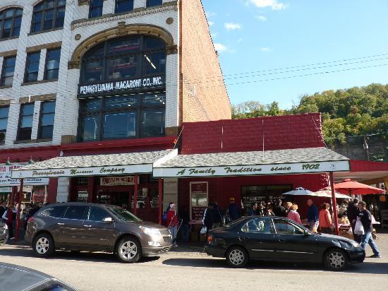 The Strip District: Pennsylvania Macaroni Co