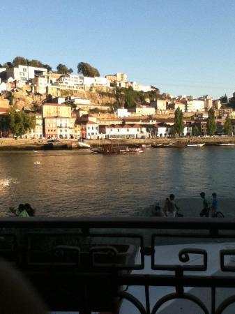 Restaurante Avo Maria: View from the restaurant window