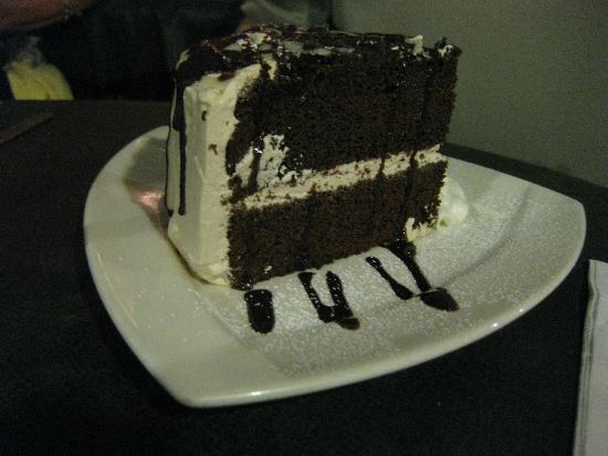 Haus Murphy's: Baileys Irish Whiskey Chocolate Cake