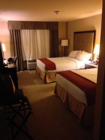 Holiday Inn Express Hotel & Suites Wichita Falls: room (202)