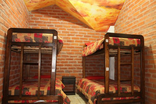 Great Hostels Backpackers Los Pinos: Dorm