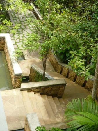 The Tubkaak Krabi Boutique Resort : Pathway in property