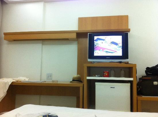 Copa Sul Hotel: Habitación matrimonial