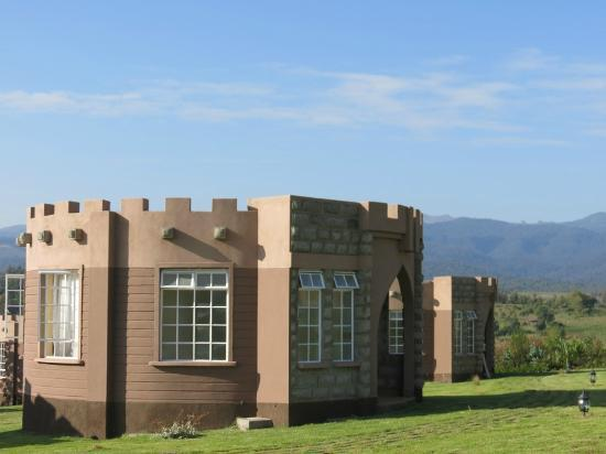Tafaria Castle and Country Lodge: Knights quarters