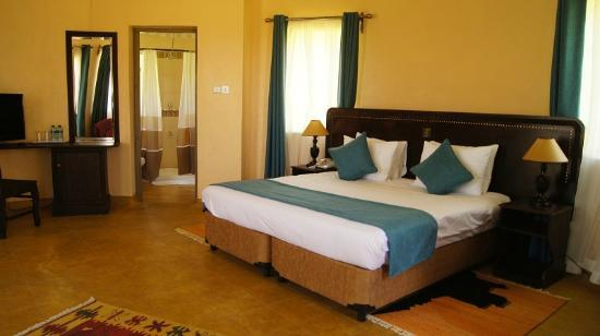 Tafaria Castle and Country Lodge: Lost Knights bedroom