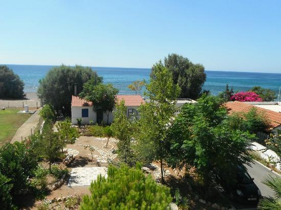 Mandorla Apartments: Sea view