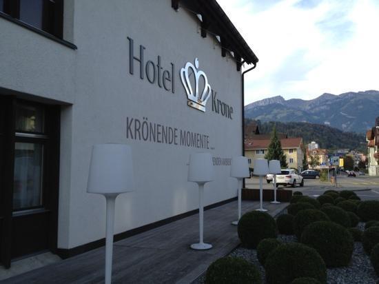 Hotel Krone Sarnen: hotel krone