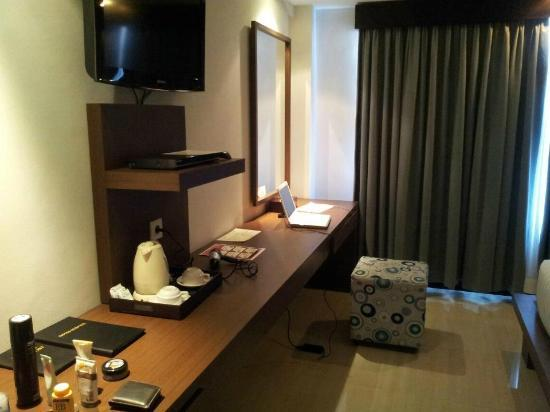 Royal Singosari Kuta: Room