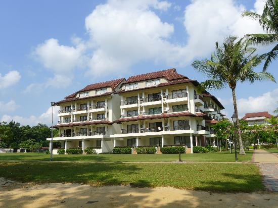 Pulai Desaru Beach Resort and Spa: Resort