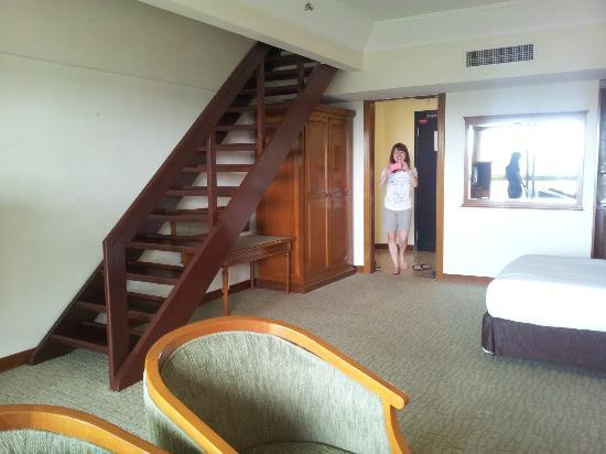 Pulai Desaru Beach Resort and Spa: Loft