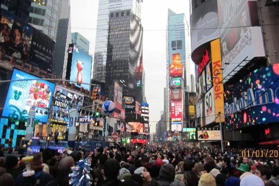 Best Hotels To Stay In Nyc For New Years Eve