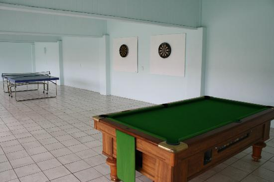 The Edgewater Resort & Spa: Games Room