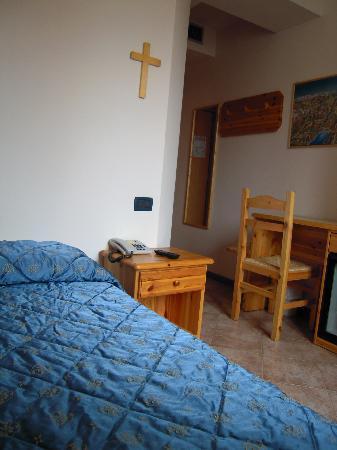 Hotel Vittoria: camera singola