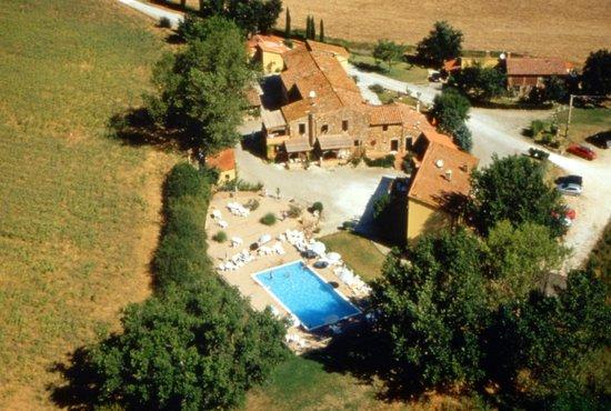 Residence Selvatellino: foto aerea