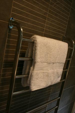 Mystwood: Heated Towel Rack