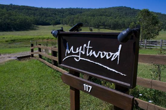 Mystwood Entrance