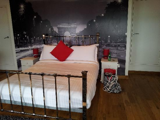 Villa Marina: room with wow factor