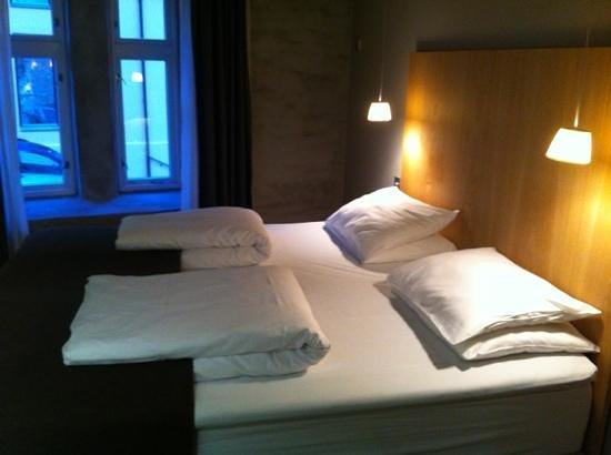 Hotel Brosundet: room 201