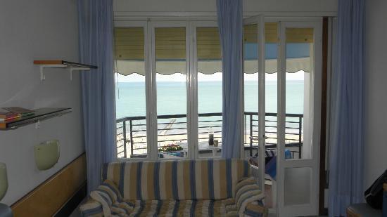 Ambasciatori Palace: widok z balkonu 1