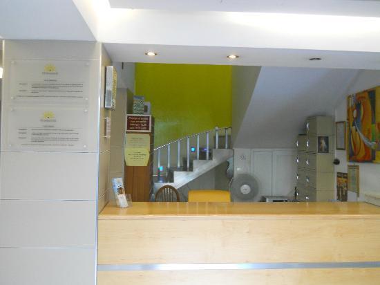 Gorgianis Hotel: Ingresso