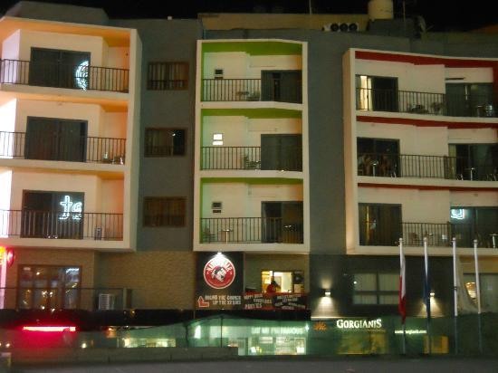 Gorgianis Hotel: Esterni