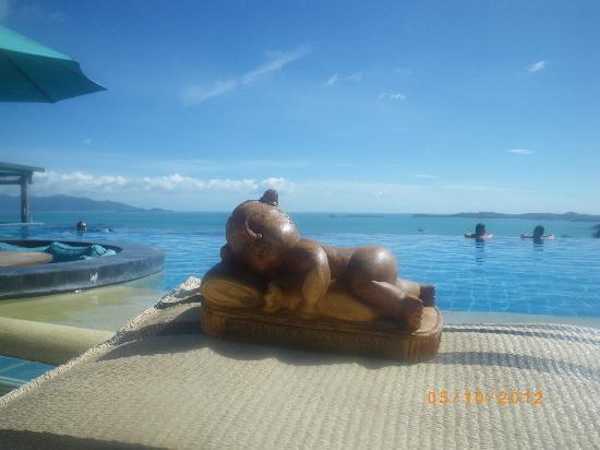 Mantra Samui Resort: view from pool