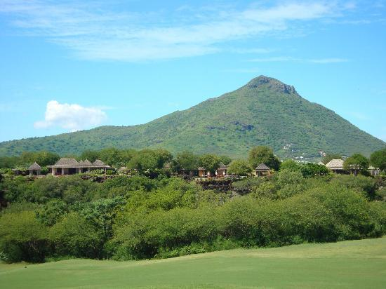 Tamarina Golf & Spa Boutique Hotel: View from Golf Course (Property of Tamarina)