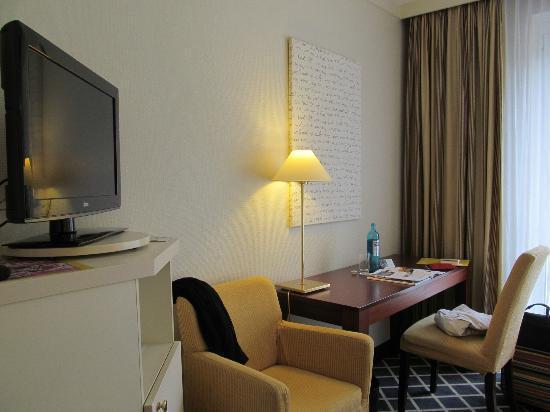 relexa hotel Stuttgarter Hof: Room number 128