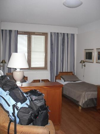 BEST WESTERN Hotel Vallonia : interno camera