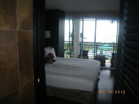 Mantra Samui Resort: bedroom view