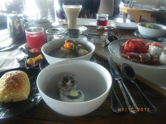 Mantra Samui Resort: more breakfast :)