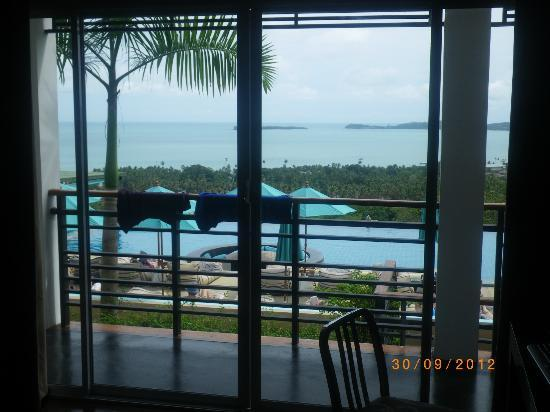 Mantra Samui Resort: view from roomview