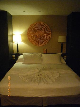 Mantra Samui Resort: bedroom in cozy room
