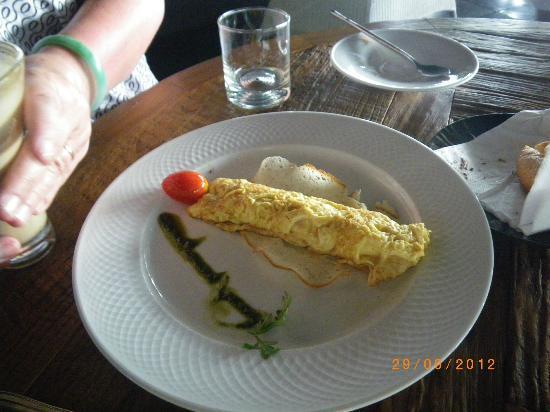 Mantra Samui Resort: from breakfast