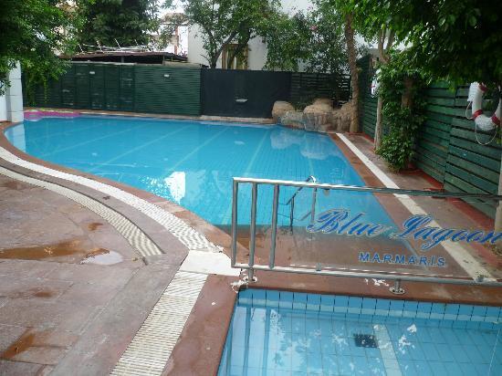 Blue Lagoon Hotel Marmaris Pool