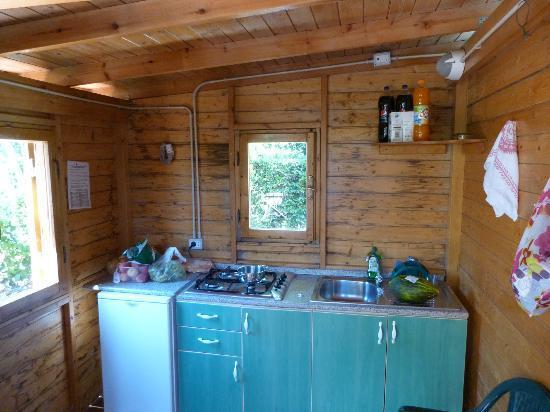 cuisine exterieure foto di camping tavolara porto san paolo tripadvisor. Black Bedroom Furniture Sets. Home Design Ideas