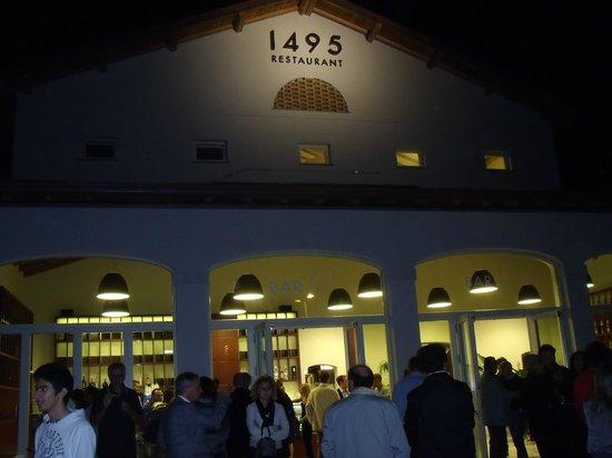 Scandiano, Italien: Serata d'inaugurazione