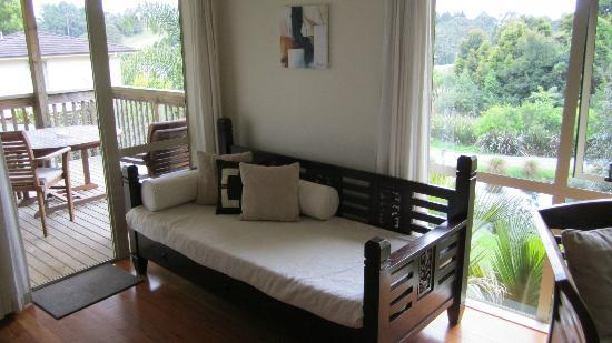Avalon Resort: Wohnbereich