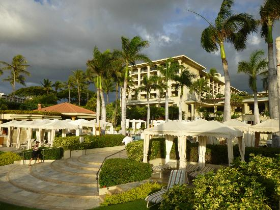 Four Seasons Resort Maui at Wailea: grounds