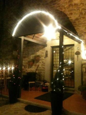 Agriturismo Castello di San Vittorino: Reception