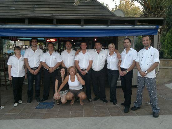 Naias Hotel: the wonderfull staff