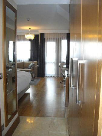 Hilton Bodrum Turkbuku Resort & Spa: Our room