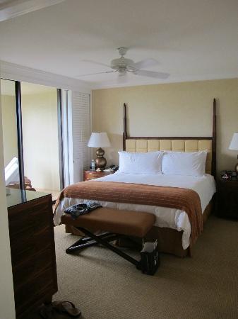 Four Seasons Resort Maui at Wailea: suite bedroom