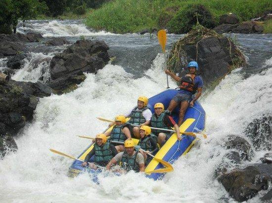 Itacare Rafting