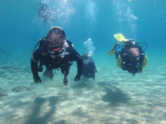 paesino diving center