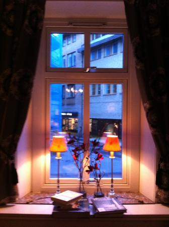 Hotel Royal Gothenburg: Finestra con vista